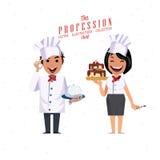 Chef - Royaltyfria Bilder
