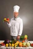 chef Immagini Stock Libere da Diritti