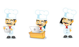 Chef 3 Images stock