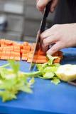 chef Στοκ εικόνες με δικαίωμα ελεύθερης χρήσης