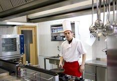Chef Stockfotos