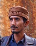 Chef afghan Image libre de droits