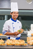 Chef or bakers Stock Images