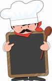 Chef Board Royalty Free Stock Photos
