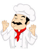 Chef cartoon Stock Photo
