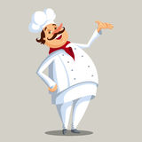Chef Character Stock Photos