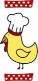 Chef Chicken Stock Photos