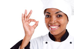 Chef closeup Stock Photos
