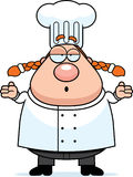 Chef Confused Stock Images
