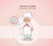 Chef cook men Royalty Free Stock Images