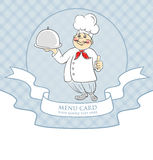Chef cook men Stock Photo