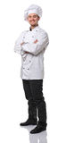 Chef crossed arms Royalty Free Stock Image