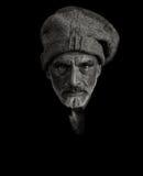 Chef d'Afgan Photos stock