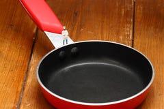 Chef A de poêle Photos stock