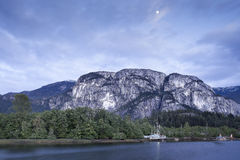 Chef de Squamish photo stock