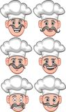 Chef Expression Stock Images