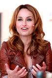 Chef Giada de Laurentiis d'étoile de TV Images stock