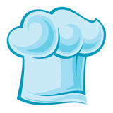 Chef hat. Illustration of a chef hat Stock Images