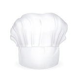 Chef hat. Computer illustration on a white background Stock Photography