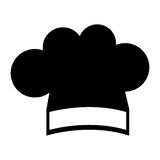 Chef hat isolated icon Royalty Free Stock Images