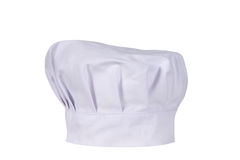 Chef hat isolated Royalty Free Stock Photos