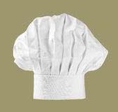 Chef hat or toque Royalty Free Stock Photography