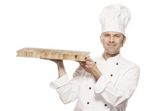 Chef serie Royalty Free Stock Image