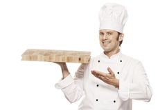 Chef serie Stock Images