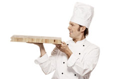 Chef serie Stock Image