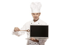 Chef serie Royalty Free Stock Photos
