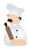Chef Icon Stock Image