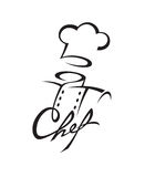 Chef icon Royalty Free Stock Photography