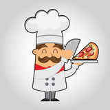 Chef icon Royalty Free Stock Photo