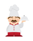Chef icon Royalty Free Stock Images