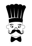 Chef icon Royalty Free Stock Photo