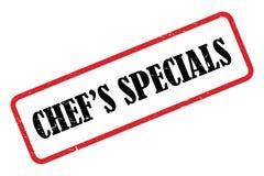 Chef' illustrazione degli speciali di s royalty illustrazione gratis