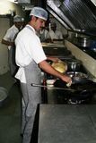 Chef indien image stock