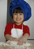 Chef kid. Stock Photo