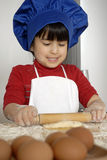 Chef kid. Royalty Free Stock Photos
