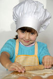 Chef kid. Royalty Free Stock Images