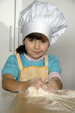 Chef kid. Stock Photos