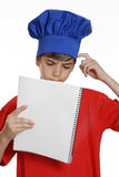 Chef kid. Stock Images