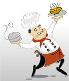 Chef-kok Stock Foto's