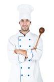 Chef-kok Royalty-vrije Stock Afbeelding