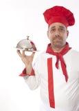 Chef-kok royalty-vrije stock afbeeldingen