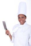Chef-kok Stock Afbeeldingen