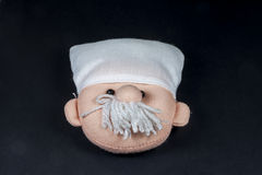 Chef-kok Doll On Stock Afbeelding