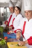 Chef-koks Stock Fotografie