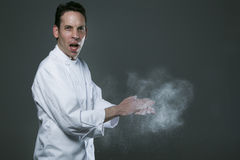 The Chef Royalty Free Stock Photo