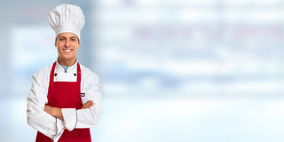 Chef man. Stock Images